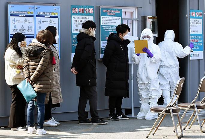 Một người Việt nhiễm Covid-19 ở Daegu - Ảnh 1.