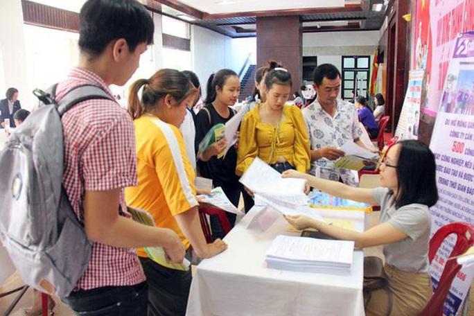 Thừa Thiên - Huế: Giải quyết việc làm cho 16.000 người lao động - Ảnh 1.