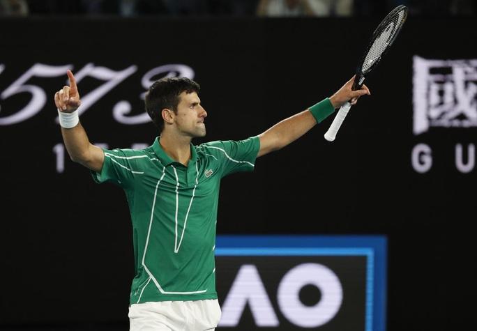 Djokovic nói gì khi giành Grand Slam thứ 17 trong sự nghiệp? - Ảnh 4.