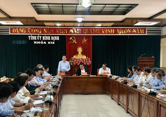 Bình Định lập 2 khu cách ly tiếp nhận 1.260 công dân trở về từ quốc gia có dịch - Ảnh 2.