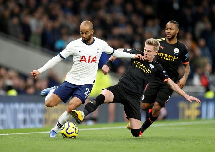 Mourinho đại phá Pep Guardiola, Man City trắng tay trước Tottenham - Ảnh 1.