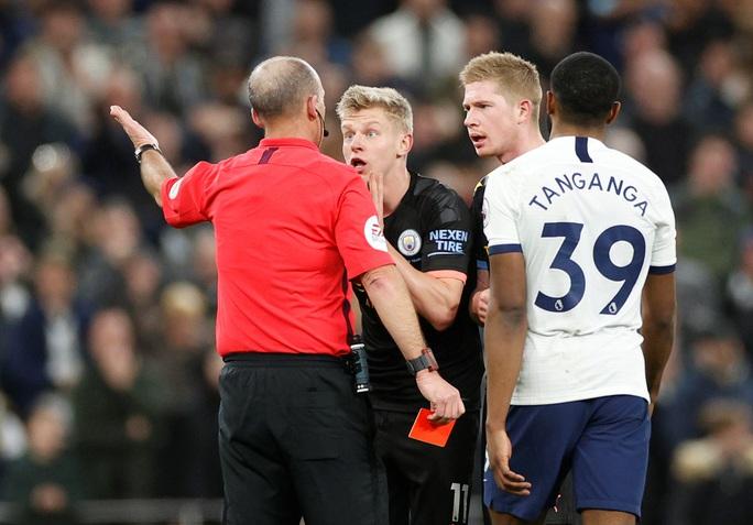 Mourinho đại phá Pep Guardiola, Man City trắng tay trước Tottenham - Ảnh 6.