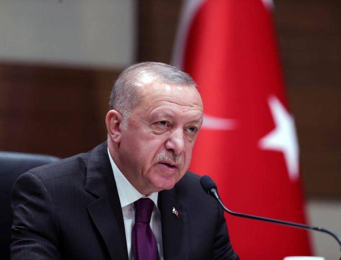 Tổng thống Thổ Nhĩ Kỳ quyết tâm trả đũa Syria - Ảnh 1.