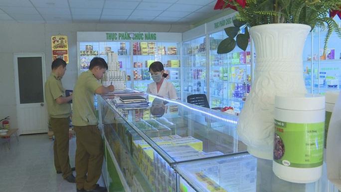 Đình chỉ hoạt động công ty dược phẩm bán giá 125.000 đồng/hộp khẩu trang - Ảnh 4.