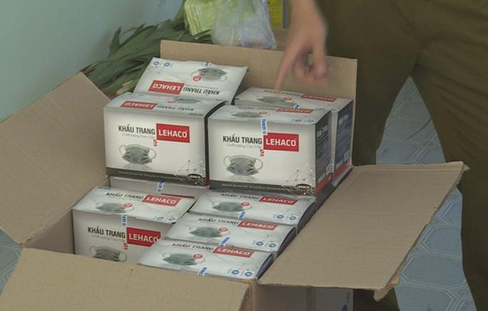 Đình chỉ hoạt động công ty dược phẩm bán giá 125.000 đồng/hộp khẩu trang - Ảnh 5.