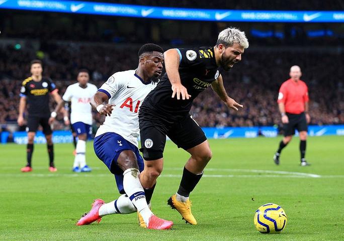 Mourinho đại phá Pep Guardiola, Man City trắng tay trước Tottenham - Ảnh 2.