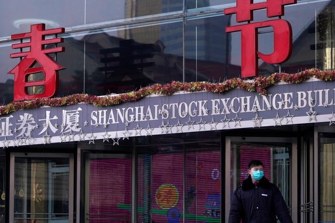 Bắc Kinh lo kinh tế chịu tác động tiêu cực - Ảnh 1.