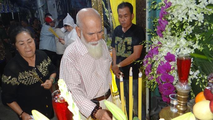 Khán giả ủng hộ 100 triệu đồng an táng NSƯT Chiêu Hùng - Ảnh 2.