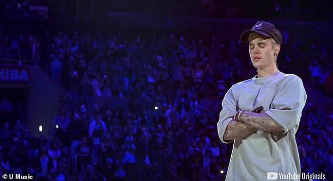 Justin Bieber bỏ ma túy vì thấy đang chết - Ảnh 1.