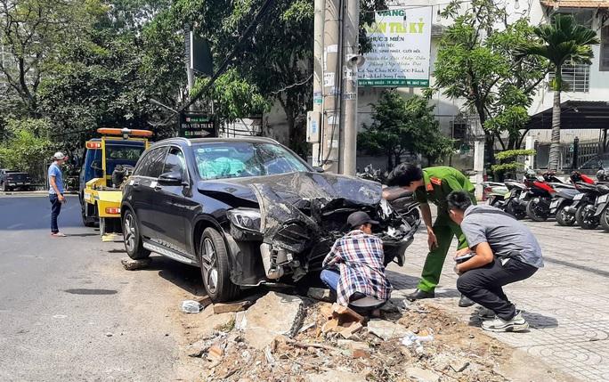 Lái xe Mercedes gây tai nạn kinh hoàng gần sân bay dương tính với ma tuý - Ảnh 2.