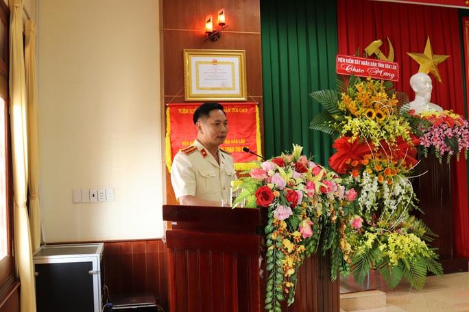 Bổ nhiệm Viện trưởng VKSND tỉnh Đắk Lắk - Ảnh 2.