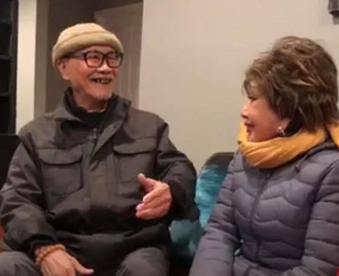 Nghệ sĩ Hồng Nga xúc động hội ngộ NSND Diệp Lang - Ảnh 1.