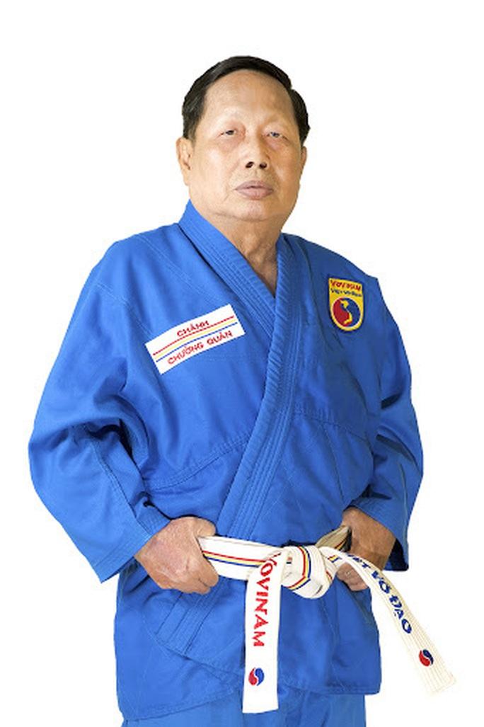 Võ sư Nguyễn Văn Chiếu, Chánh chưởng quản Vovinam Việt Võ Đạo, qua đời - Ảnh 1.