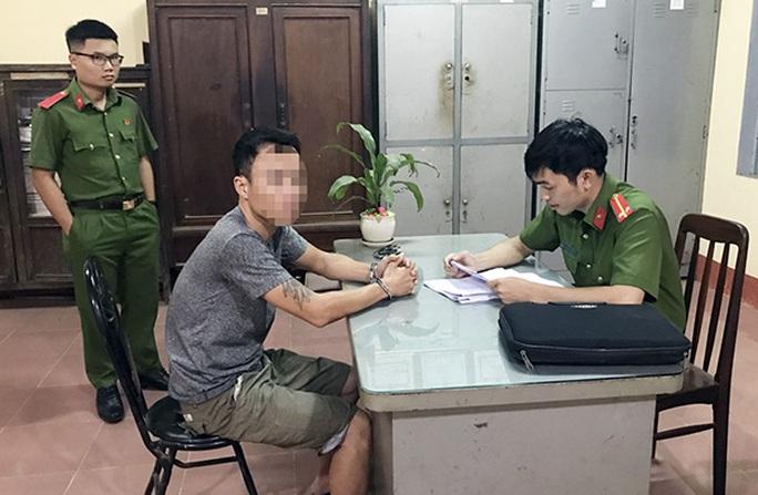 Công an Đồng Nai đã bắt đối tượng Nguyễn Văn Tưởng và Nguyễn Trọng Hiếu - Ảnh 1.