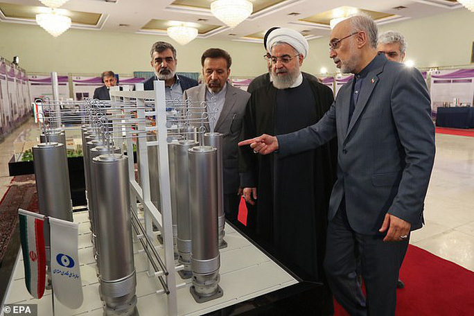 Bê bối gián điệp liên quan tới chương trình hạt nhân của Iran  - Ảnh 1.