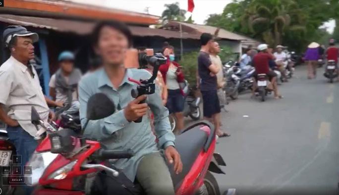 Youtuber quay clip, đăng chuyện xằng bậy về Tuấn khỉ có thể đi tù - Ảnh 1.
