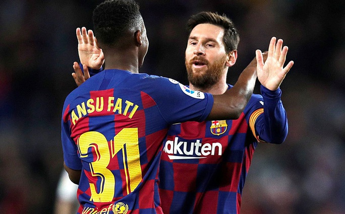 Messi chỉ trích sếp lớn, Barca lo sụp đổ dây chuyền - Ảnh 6.