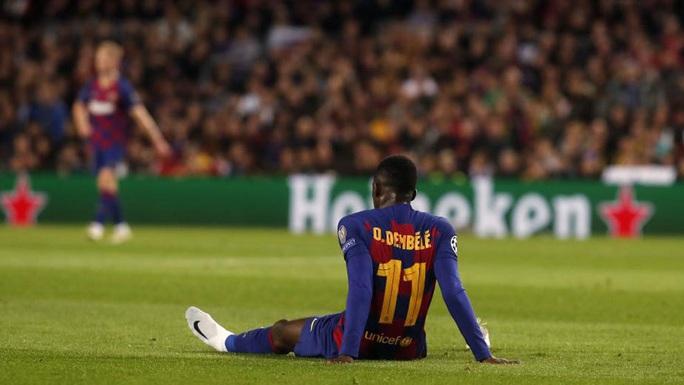 Messi chỉ trích sếp lớn, Barca lo sụp đổ dây chuyền - Ảnh 4.