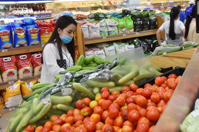 Không lo thiếu thực phẩm thiết yếu trong mùa dịch corona - Ảnh 1.