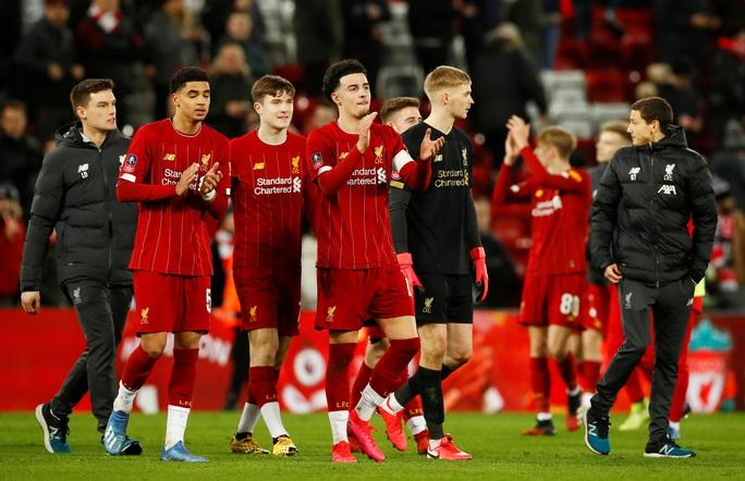 Đá phản nghiệt ngã, Shrewsbury mất vé FA Cup trước Liverpool - Ảnh 7.