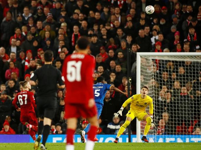 Đá phản nghiệt ngã, Shrewsbury mất vé FA Cup trước Liverpool - Ảnh 5.