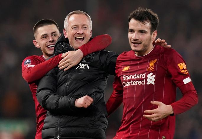 Đá phản nghiệt ngã, Shrewsbury mất vé FA Cup trước Liverpool - Ảnh 6.