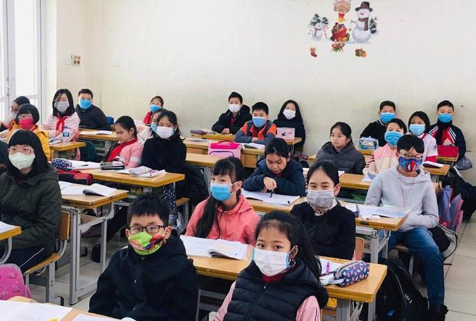 Sẵn sàng phương án đưa học sinh, sinh viên đi học trở lại sau thời gian nghỉ tránh dịch nCoV - Ảnh 1.