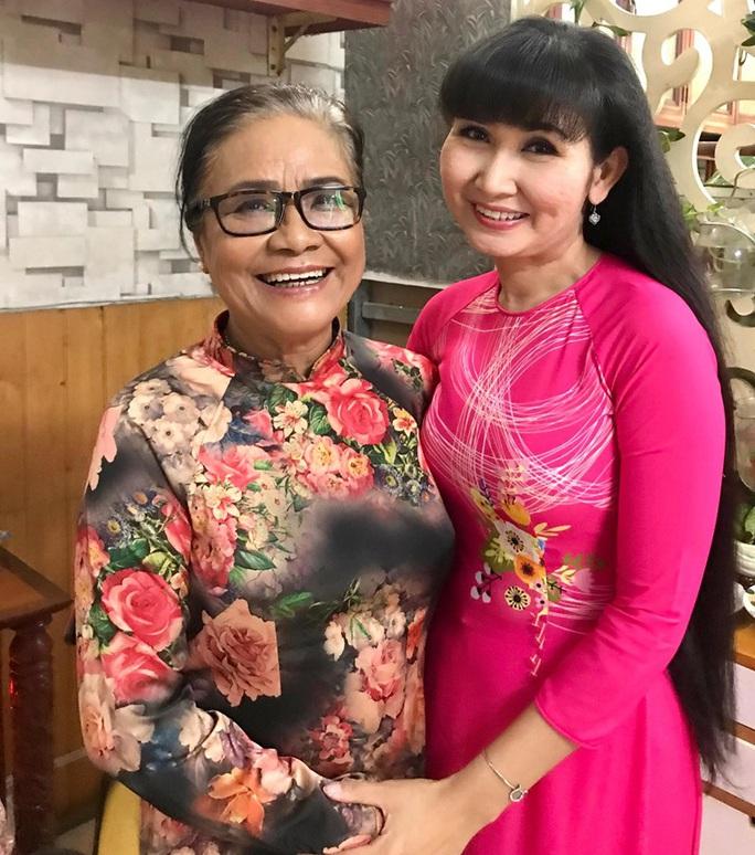 Nghệ sĩ Tú Trinh trở lại với phim truyền hình sau 10 năm - Ảnh 5.