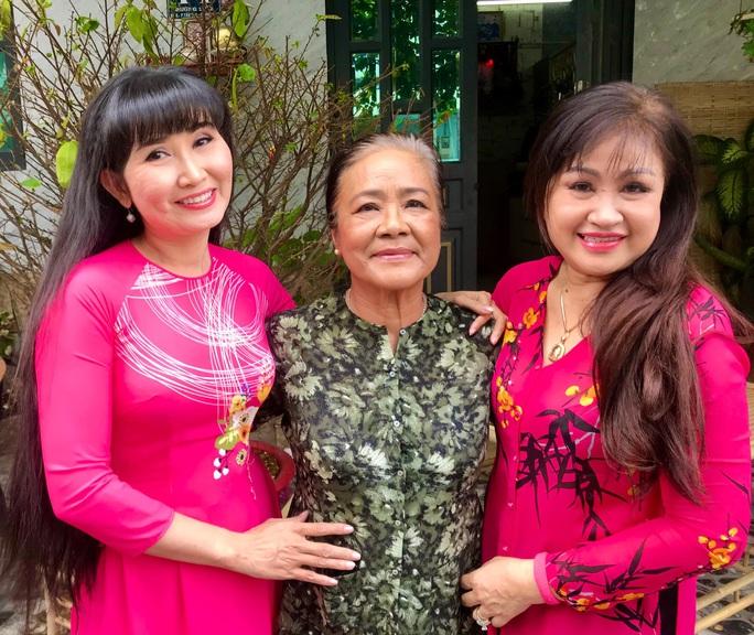 Nghệ sĩ Tú Trinh trở lại với phim truyền hình sau 10 năm - Ảnh 1.