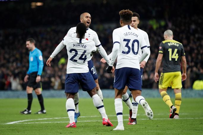 Rượt đuổi nghẹt thở sân nhà, Tottenham giành vé cuối FA Cup - Ảnh 6.