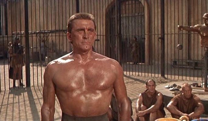 Sao phim Spartacus qua đời ở tuổi 103 - Ảnh 3.