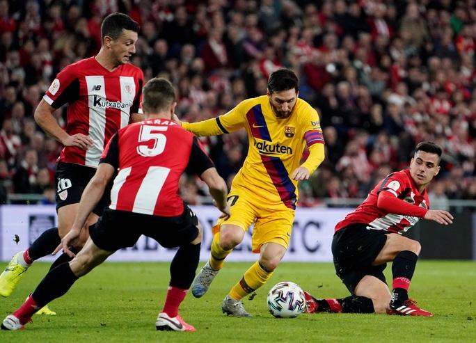 Real Madrid, Barcelona lần lượt văng khỏi Cup Nhà Vua - Ảnh 3.