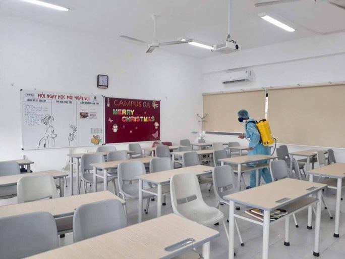 Quảng Nam, Huế, Quảng Trị cho nghỉ học tới 16-2 phòng dịch nCoV - Ảnh 2.