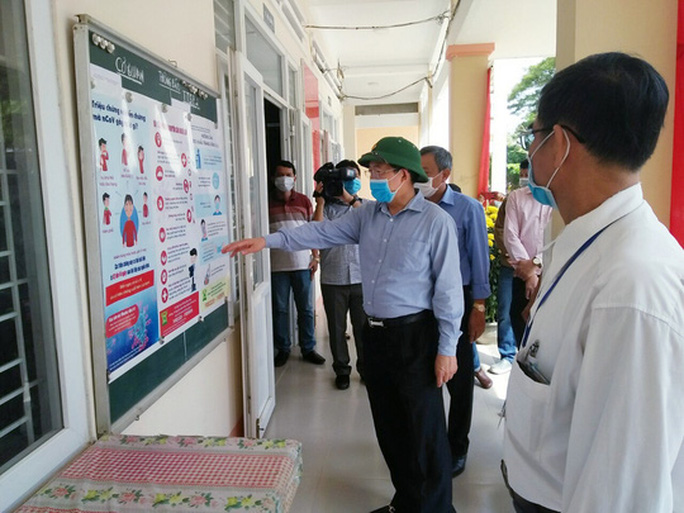 Bình Định, Thanh Hóa: Tiếp tục cho học sinh nghỉ học thêm 1 tuần - Ảnh 2.
