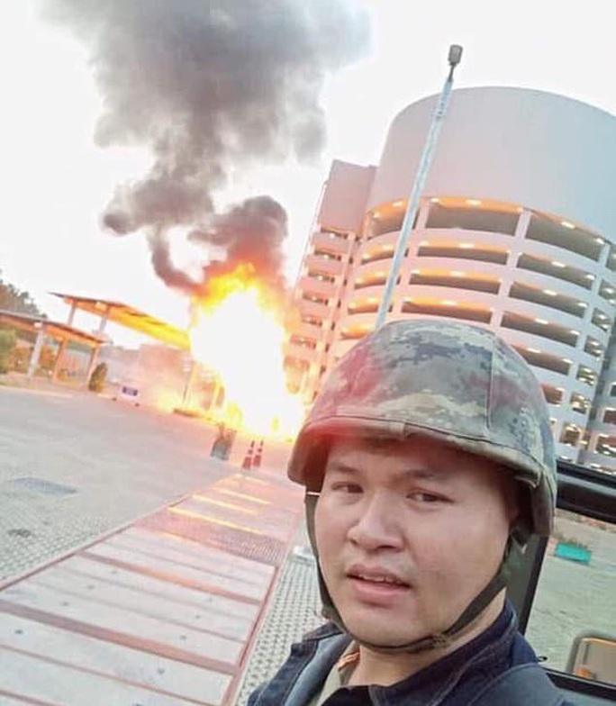 Thái Lan: Binh sĩ livestream cảnh thảm sát đồng đội, 17 người thiệt mạng - Ảnh 3.