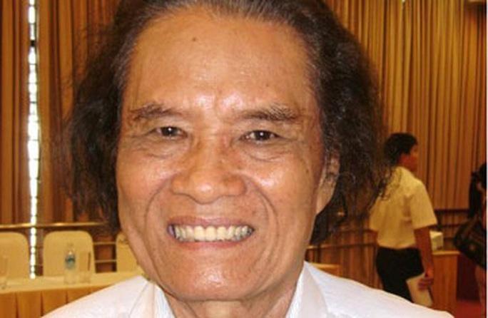 Nhà báo, nhà sưu tập Trần Thanh Phương qua đời - Ảnh 1.