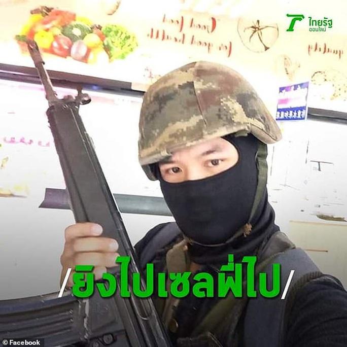 Thái Lan: Binh sĩ livestream cảnh thảm sát đồng đội, 17 người thiệt mạng - Ảnh 5.