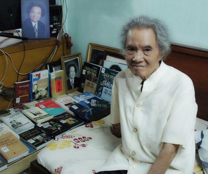 Nhà báo, nhà sưu tập Trần Thanh Phương qua đời - Ảnh 2.
