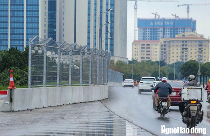Toàn cảnh đường đua F1 Việt Nam đang trong quá trình hoàn thiện - Ảnh 9.