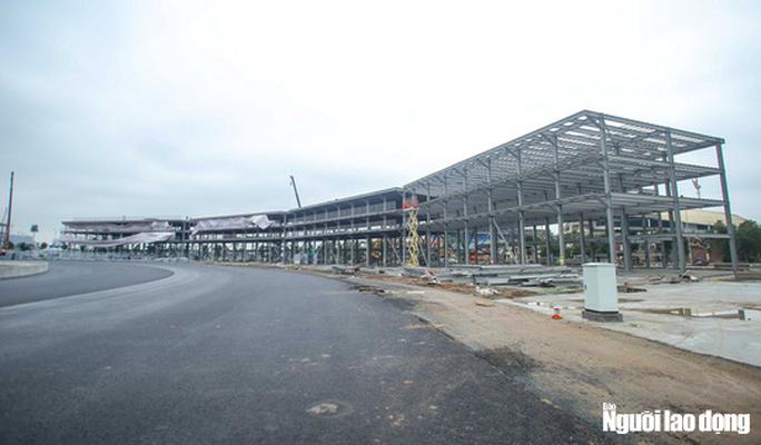 Toàn cảnh đường đua F1 Việt Nam đang trong quá trình hoàn thiện - Ảnh 12.