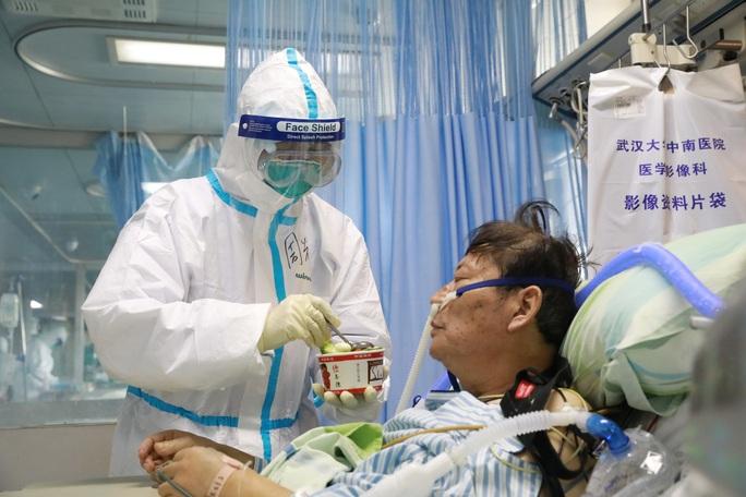 Trung Quốc đẩy mạnh nỗ lực đối phó nCoV - Ảnh 1.