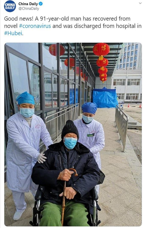 5 trẻ em tại ổ dịch Vũ Hán hồi phục sau khi nhiễm virus corona mới - Ảnh 4.