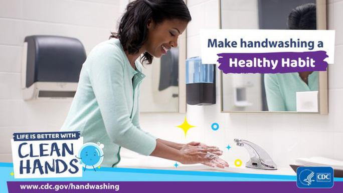 CDC Mỹ chỉ cách độc phòng virus corona: Vừa rửa tay vừa… hát - Ảnh 1.