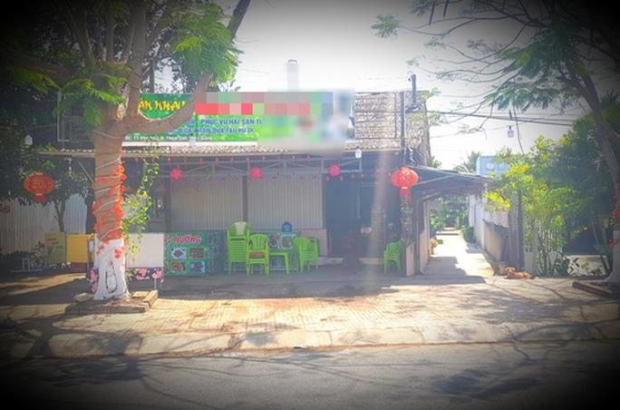 Sau va chạm giao thông, Bảo Giang dùng dao đâm chết Phước Giang tại quán nhậu - Ảnh 1.