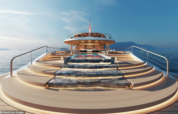 Nhiều năm đi thuê, cuối cùng tỉ phú Bill Gates mua du thuyền độc - Ảnh 3.