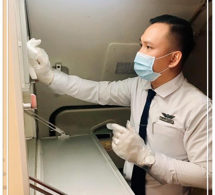 Kết quả xét nghiệm 2 tổ bay Vietnam Airlines âm tính với virus corona - Ảnh 1.