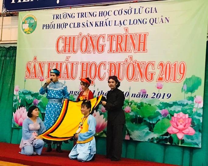Á Vương Nguyễn Thành Danh được nghệ sĩ tiền bối hết lời khen ngợi - Ảnh 6.