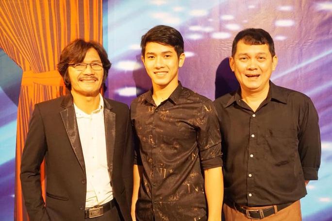 Á Vương Nguyễn Thành Danh được nghệ sĩ tiền bối hết lời khen ngợi - Ảnh 3.