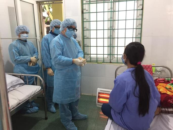 9 người nhiễm virus corona, Vĩnh Phúc thành lập 2 bệnh viện dã chiến - Ảnh 6.