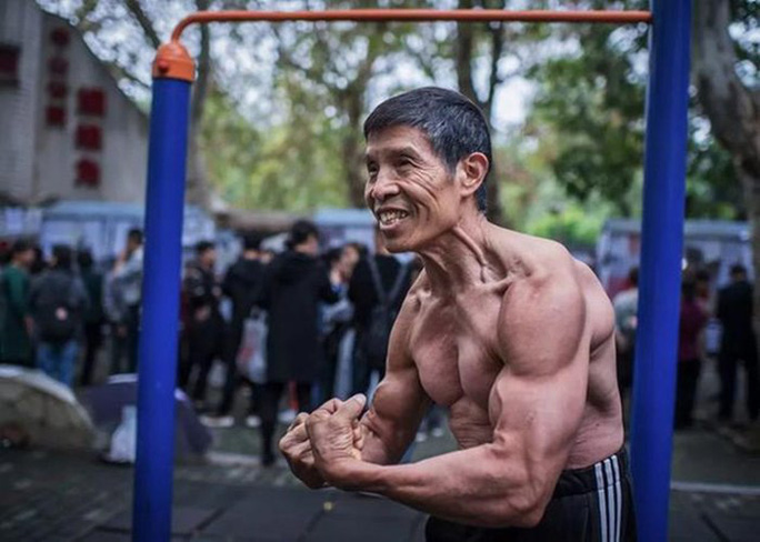 nCoV giết chết nhà vô địch thể hình Trung Quốc - Ảnh 1.